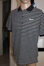 Nike Sport Men Polo Nero Bianco taglia M nuovo con etichetta