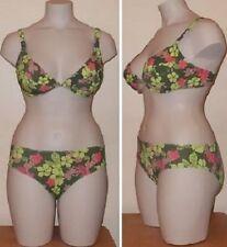 Polyamide Unbranded V Neck Plus Size Swimwear for Women