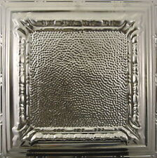 #128-Tin Ceiling Tiles - Unfinished - Nailup, 5 pcs per box