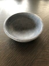 Scrying Or Smudge All Natural Soapstone Bowl