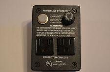 Power Line Protector Voltage Surge Suppressor Model Mini III Kalglo Electronincs