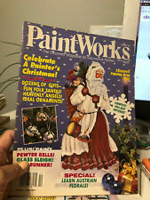 MAGAZINE--PAINT WORKS--DECEMBER 1994
