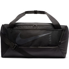 Nike Brasilia 9.0 Training Mens Duffel Bag Black Size 41 Litre Sportswear Bag