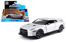 Jada Fast & Furious Movie 1:32 Brian's Nissan Skyline GT-R R35 97383 Silver