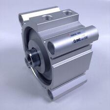 SMC CQ2B100-20DZ Compact Cylinder 100mm Bore 20mm Stroke NMP