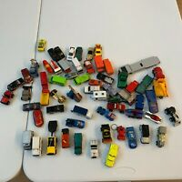 LOT Die Cast Cars- MATCHBOX, Hot Wheels Grab Bag Lot 50+ Many from 80's 90's