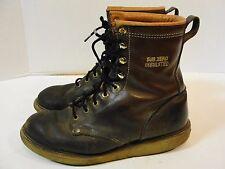 Carolina Sub Zero Insulated  Work Leather Boots Mens 10 XW Flat Sole