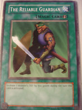 Yugioh The Reliable Guardian Common x3