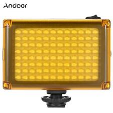 LED Video Light Fill-in Lamp Dimmable for Canon Nikon DSLR Camera DV Camcorder