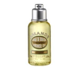 L'Occitane AMANDE Almonde Oil Shower Gel 75ml - Brand New