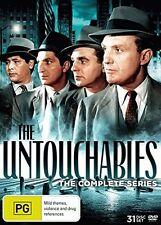 The Untouchables - complète série - DVD - Région 4 - Scellé