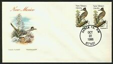 New Mexico-Yucca Flower & Roadrunner, HF-Sealed Flap **ANY 4=FREE SHIPPING**