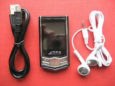 "BLACK  4GB  1.8""  MP4 WITH FM FUNCTION"