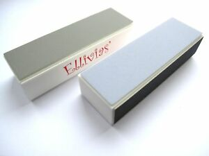 TOP Quality 4 WAY BUFFING BLOCK & NAIL FILE from KOREA - BUY ONE GET one FREE
