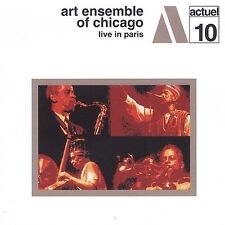 """The Art Ensemble of Chicago """"Live in Paris"""" 2x CD NEW SEALED Roscoe Mitchell"""
