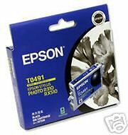 Epson R2400 Set Of 9 Ink Cartridges