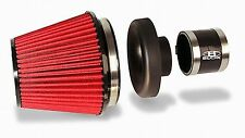 "BLOX 3"" Composite Velocity Stack And Filter Combo With Hose Kit Honda EG DC EK"
