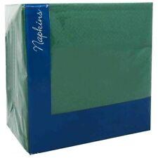 1000 Verde TOVAGLIOLI / Tovaglioli RISTORANTE 2 PLY 33cmx33cm (chiamare per pallet ordine)
