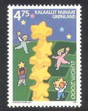 Greenland 2000 Europa/Building Europe/Stars/Animation 1v (n38660)