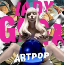 Lady Gaga-Lady Gaga - Artpop -   (US IMPORT)  CD NEW