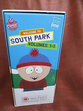 Welcome To South Park Volumes 1-3 - Vhs Video Boxset