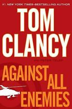 Against All Enemies, Tom Clancy, Peter Telep, 0399157301, Book, Good