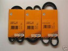 3 BMW Drive Belts Alt/PS/AC E30 325 325e 325i E28 528e ContiTech Free Shipping!