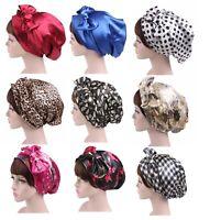 Fashion Muslim Women Head Scarf Hat Hijab Flower Beanie Cancer Chemo Caps Turban