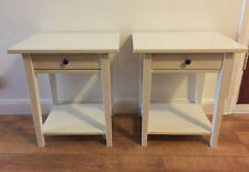 IKEA Matching Pair Bedside Tables & Cabinets