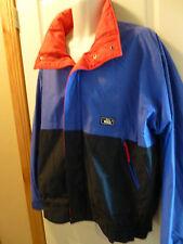 WOOLRICH ~VINTAGE~ SHELL HOODED Winter Jacket COAT Men's  XL Large