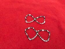 black silver beads infant baby 4 cuff bracelet chain nazariya shower Gift India