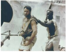 The Gladiator Russel Crowe Movie Star Celebrity Color 10X8 Photo (tk)