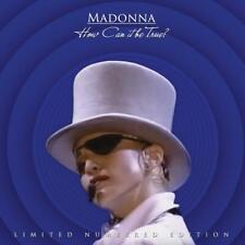 MADONNA HOW CAN IT BE TRUE? 180g BLUE Vinyl lp numbered ltd / 225  ROXMB043-BLUE