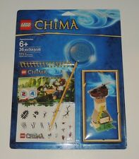 LEGO LEGENDS OF CHIMA ACCESSORY PACK BUILDING TOY SET 850777 *NEW!* 36 PCS