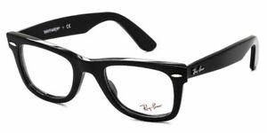 Sunglasses Of Eye Ray-Ban RX4340V Wayfarer Ease 2000 Black