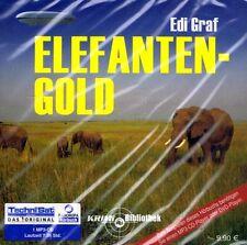 HÖRBUCH-MP3-CD NEU/OVP - Elefantengold von Edi Graf