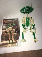 LEGO Star Wars Pit Droid & Instruction Book 8000 Not Complete!