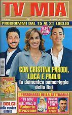Tv Mia 2017 28.Cristina Parodi,Paolo Kessisoglu & Luca Bizzarri,Sossio Aruta
