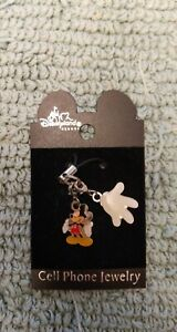 Disney Mickey Mouse Cell Phone Charm
