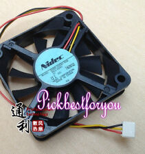 NIDEC D06R-24SS1 04B 6cm 60MM 24V 0.12A 6015 three-wire inverter fan #M2755 QL