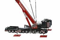 Liebherr LTM 1750 Mobile Crane - Mammoet - WSI 1:50 Scale Model #410245 New!