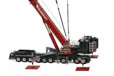 Liebherr LTM 1750 Mobile Crane - Mammoet - WSI 1:50 Scale Model #410245 New!