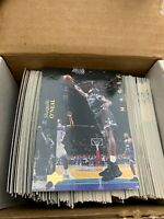 1993-94 Upper Deck SE Basketball Complete Set (Cards 1-225)