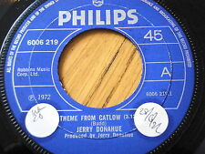 """JERRY DONAHUE - THEME FROM CATLOW  7"""" VINYL"""