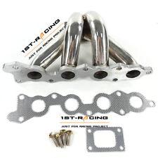 Turbocharger Manifold For Suzuki Swift GTi G13B T25 T28 Turbo Exhaust Header New
