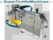 Corn Tortilla Machine equipment C3000 up to 1500 tortillas per hour