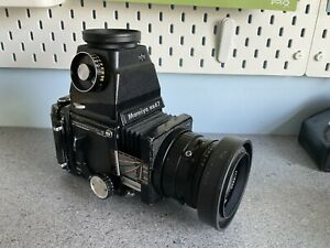 Mamiya RB67 Pro S Complete With 150mm Lens