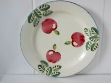 "Poole Pottery DORSET FRUITS Apple Salad / Dessert Plate 9"" (B)"