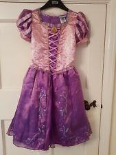 Rare Girls DISNEY Parks AGE 4-6 Years Medium Tangled Rapunzel DRESS COSTUME