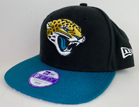 New Era Jr NFL16 ONF SL 950 Jacksonville Jaguars 9Fifty Youth Snapback Hat/Cap